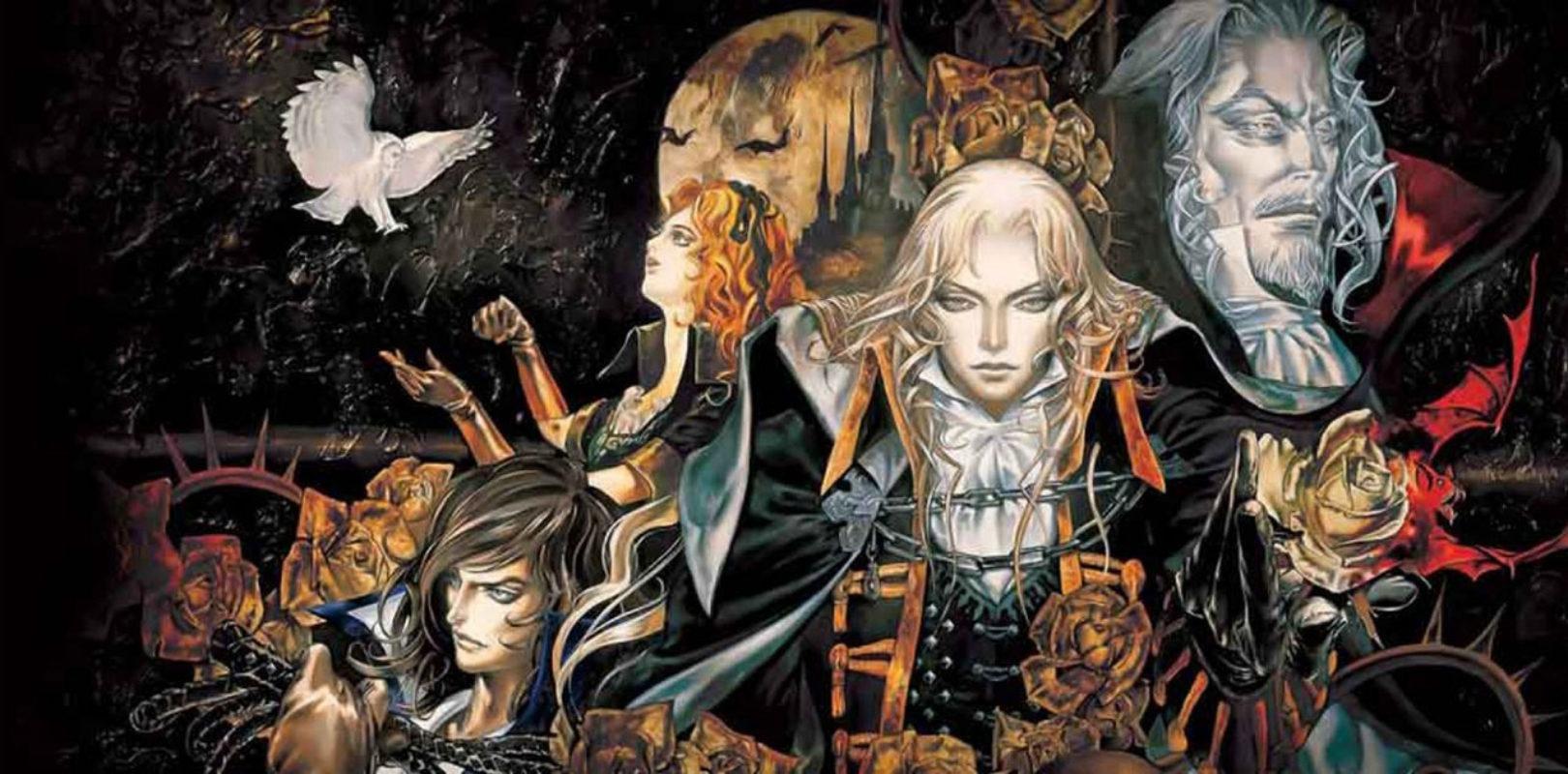 Castlevania : Grimoire of Souls cover