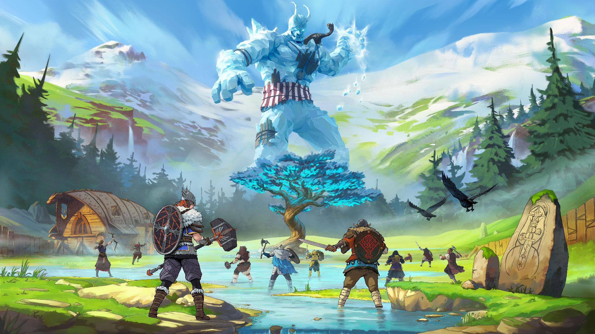 Tribes of Midgard géant
