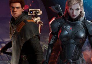 Electronic Arts Mass effect Fallen order