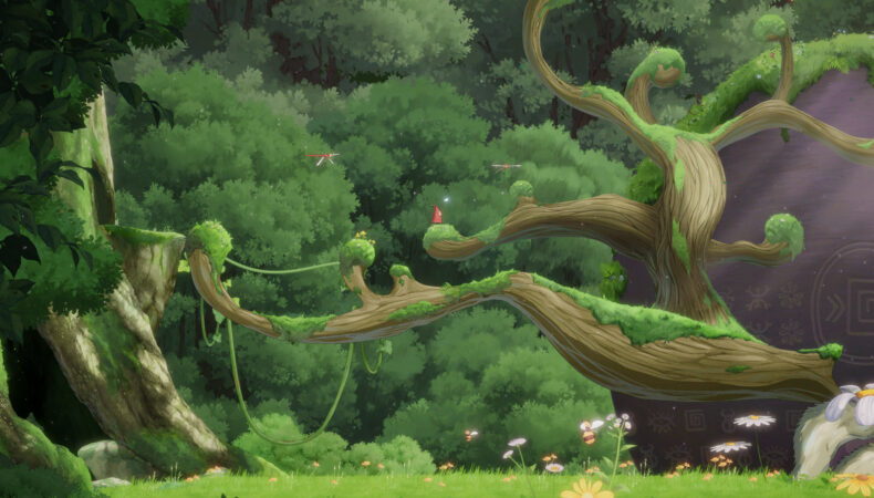 Hoa Forêt