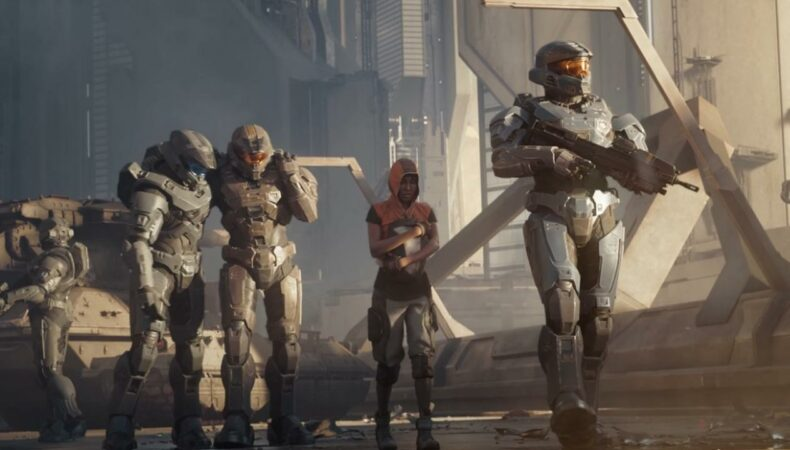 Halo Infinite équipe