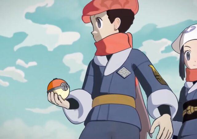 Légendes Pokémon : Arceus - Protagoniste