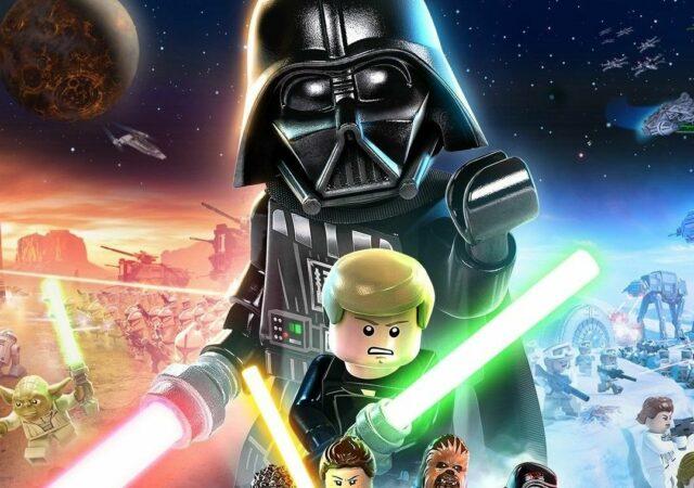 Lego Star Wars: La Saga Skywalker vador