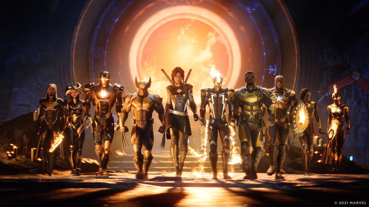 Marvel's Midnight Suns - Le casting