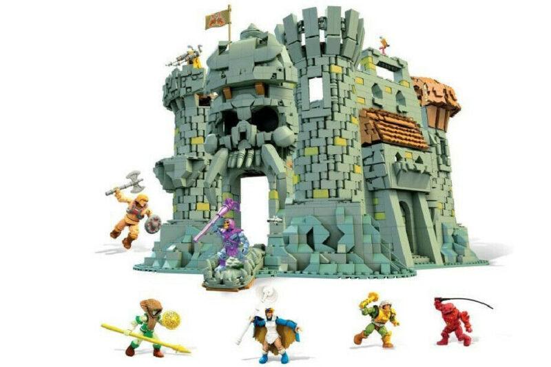 Lego Musclor