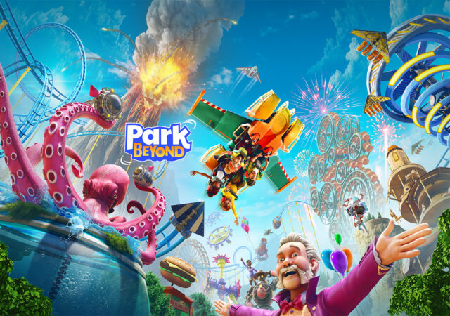 Park Beyond art annonce