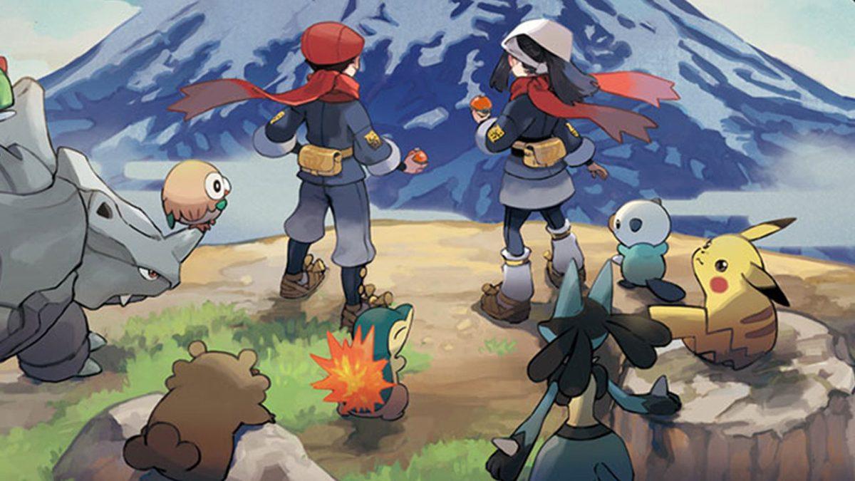 Pokémon Presents - Légendes Pokémon Arceus