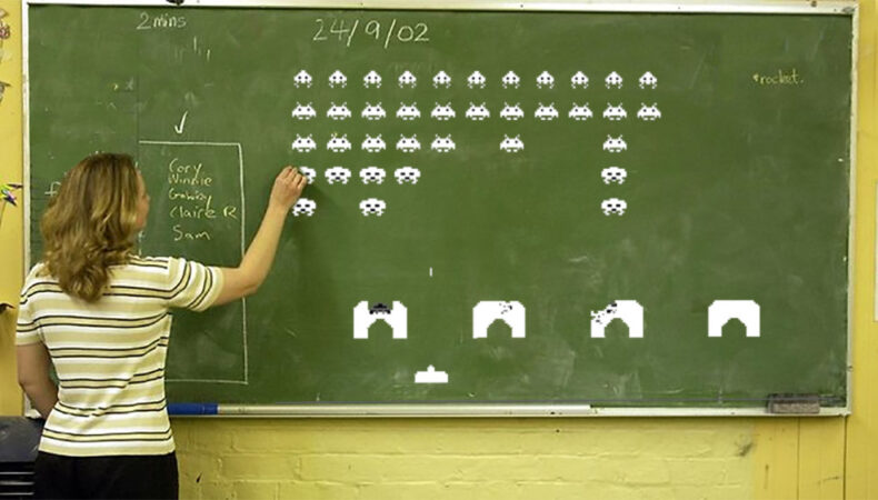 Ecole jeu vidéo
