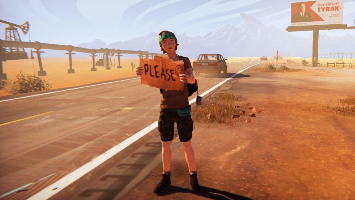 Road 96 please