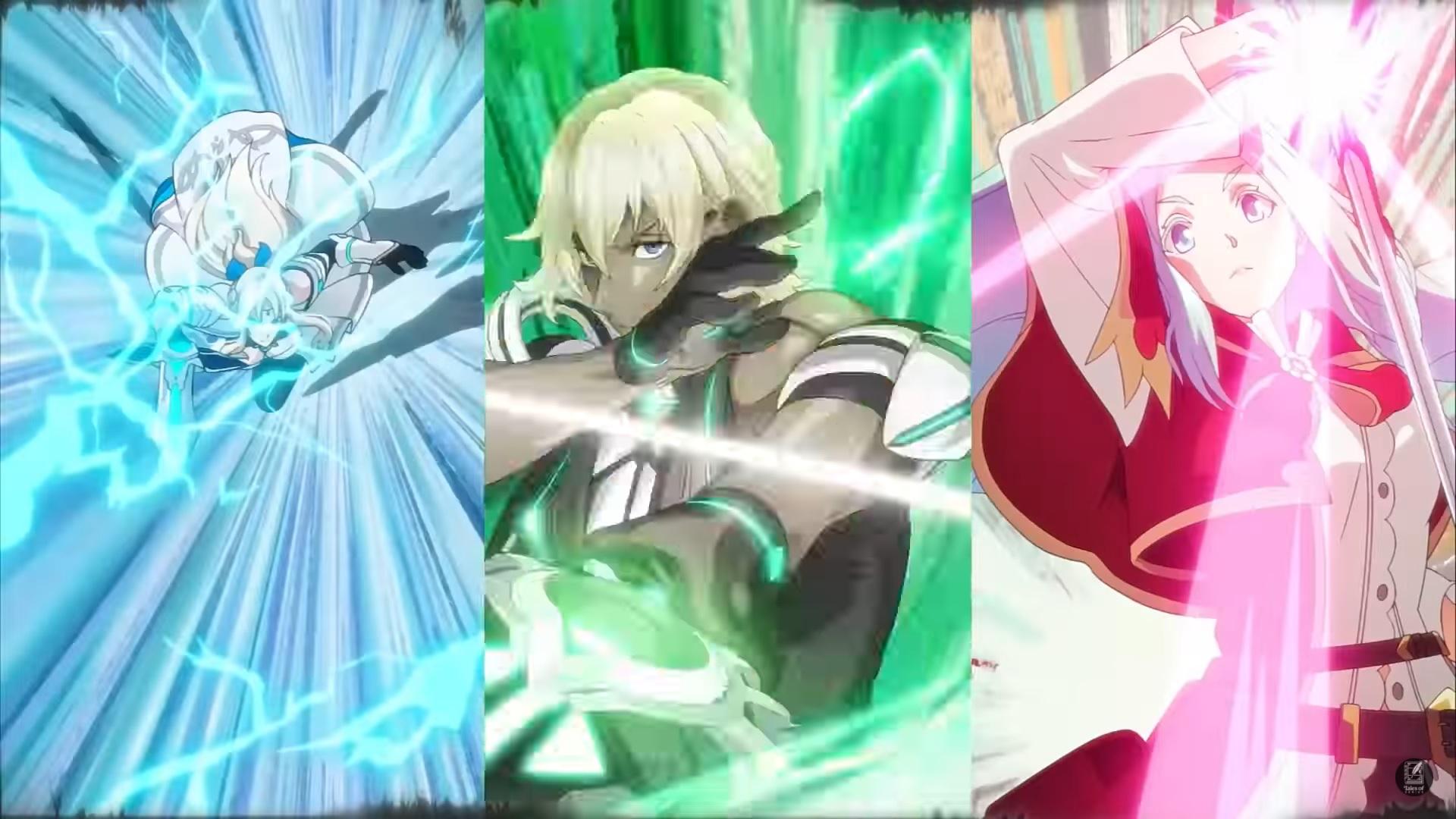 Tales of Luminaria - Cast1