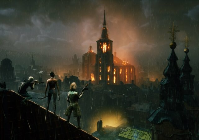 Vampire: The Masquerade - Bloodhunt annonce early access
