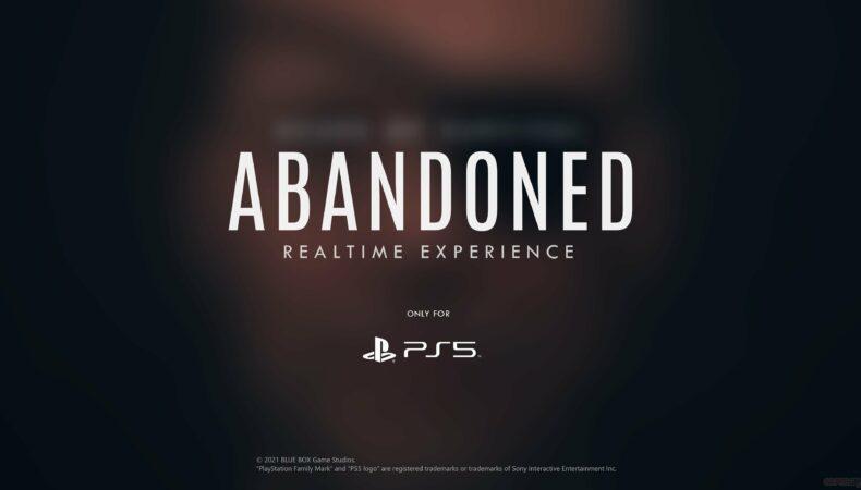 abandoned teaser trailer image