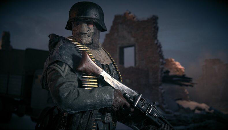 call of duty: vanguard garde allemand