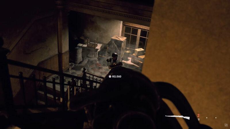 Call of Duty: Vanguard fight