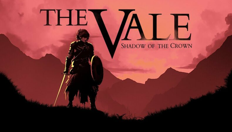 The Vale shadow of the crown Logo