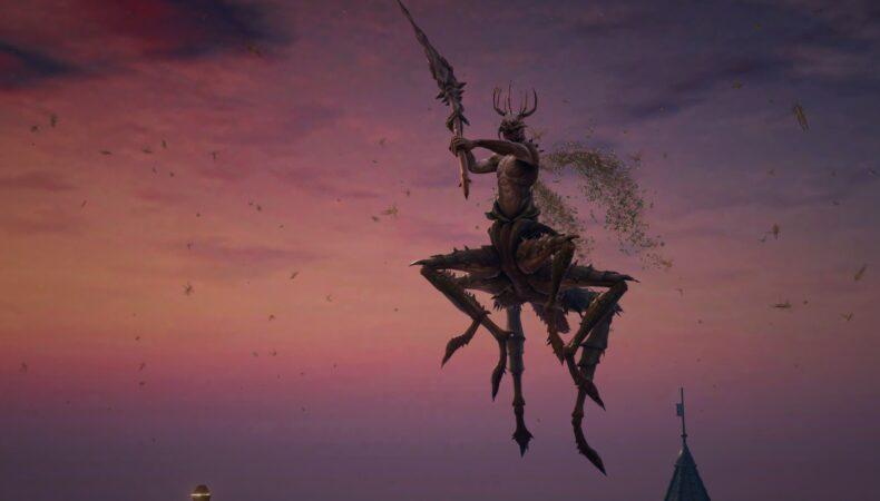 Pathfinder: Wrath of the Righteous démon