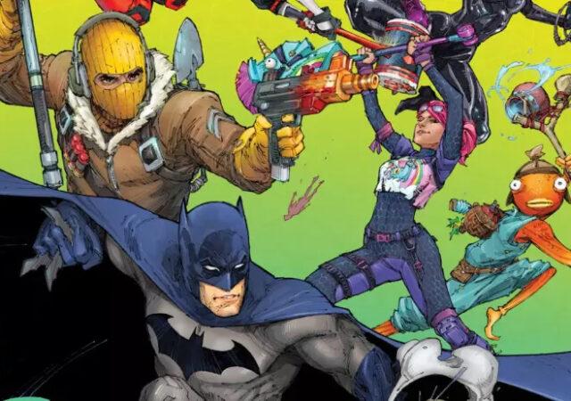 Batman x Fortnite