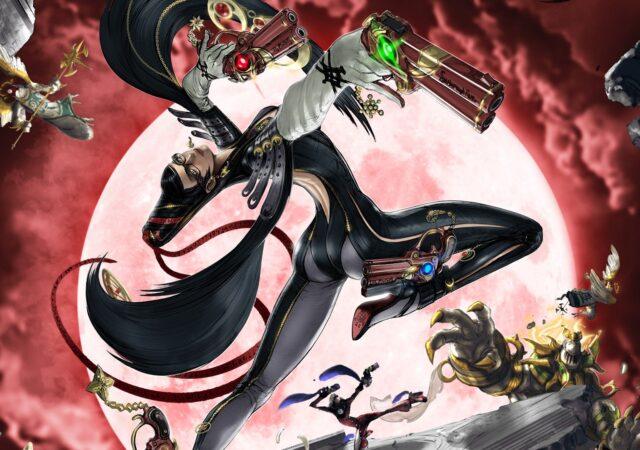 Bayonetta 3 - Sorciere sur lune rouge
