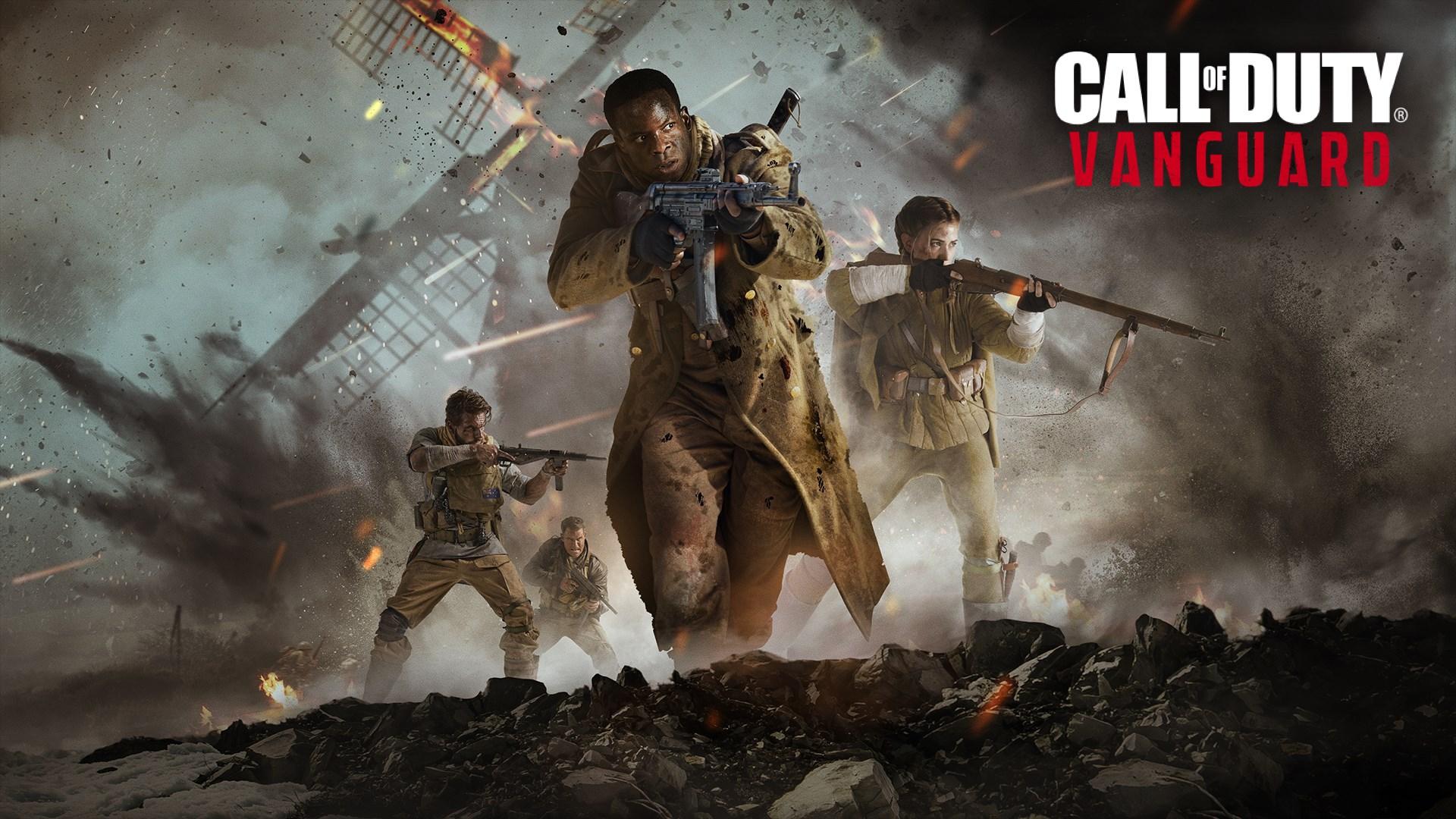 Call of Duty: Vanguard - Assault