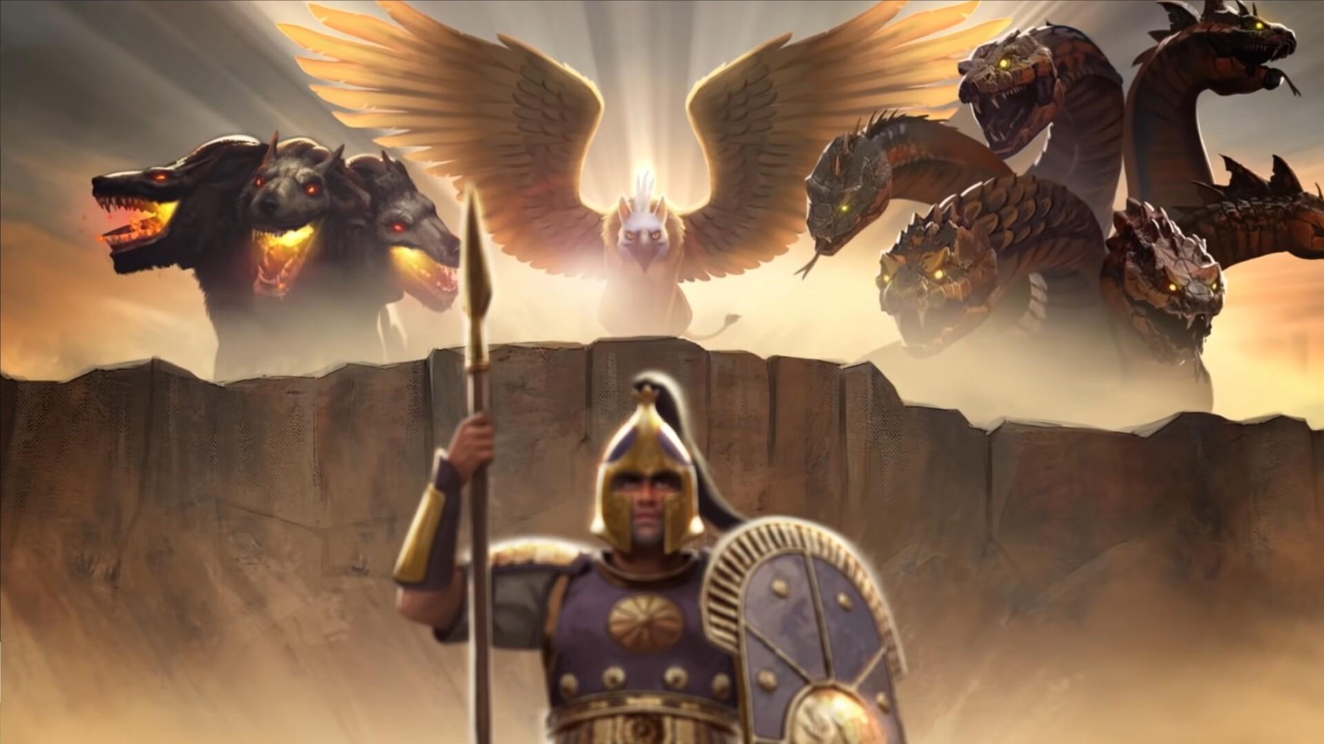 Critique A Total War Saga: Troy - Mythos