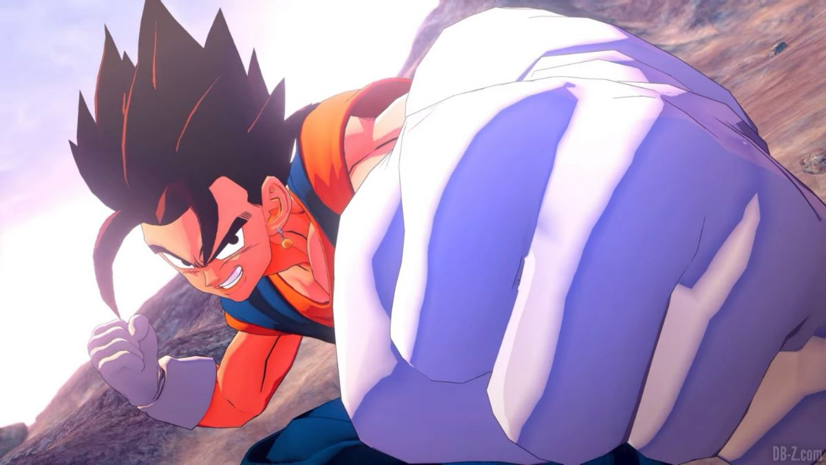 Dragon Ball Z Kakarot vegetto