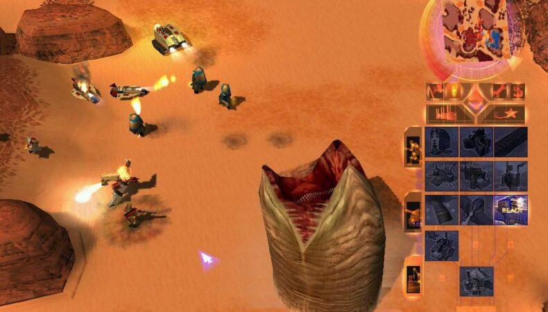 Dune battle for dune