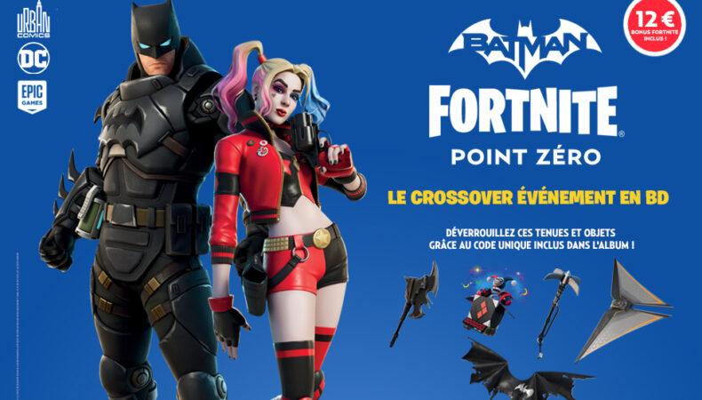 Batman Fortnite Bonus