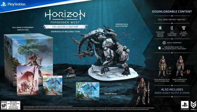 Horizon: Forbidden West Edition Collector