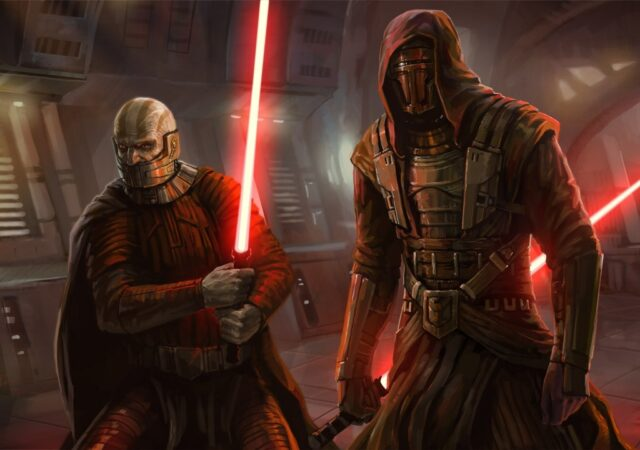 Star Wars Knight of the old republic sith