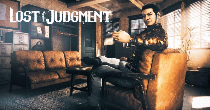 Lost Judgment Kaito DLC