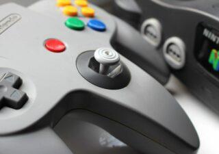 Une manette Nintendo 64 bientôt annoncée sur Switch ?
