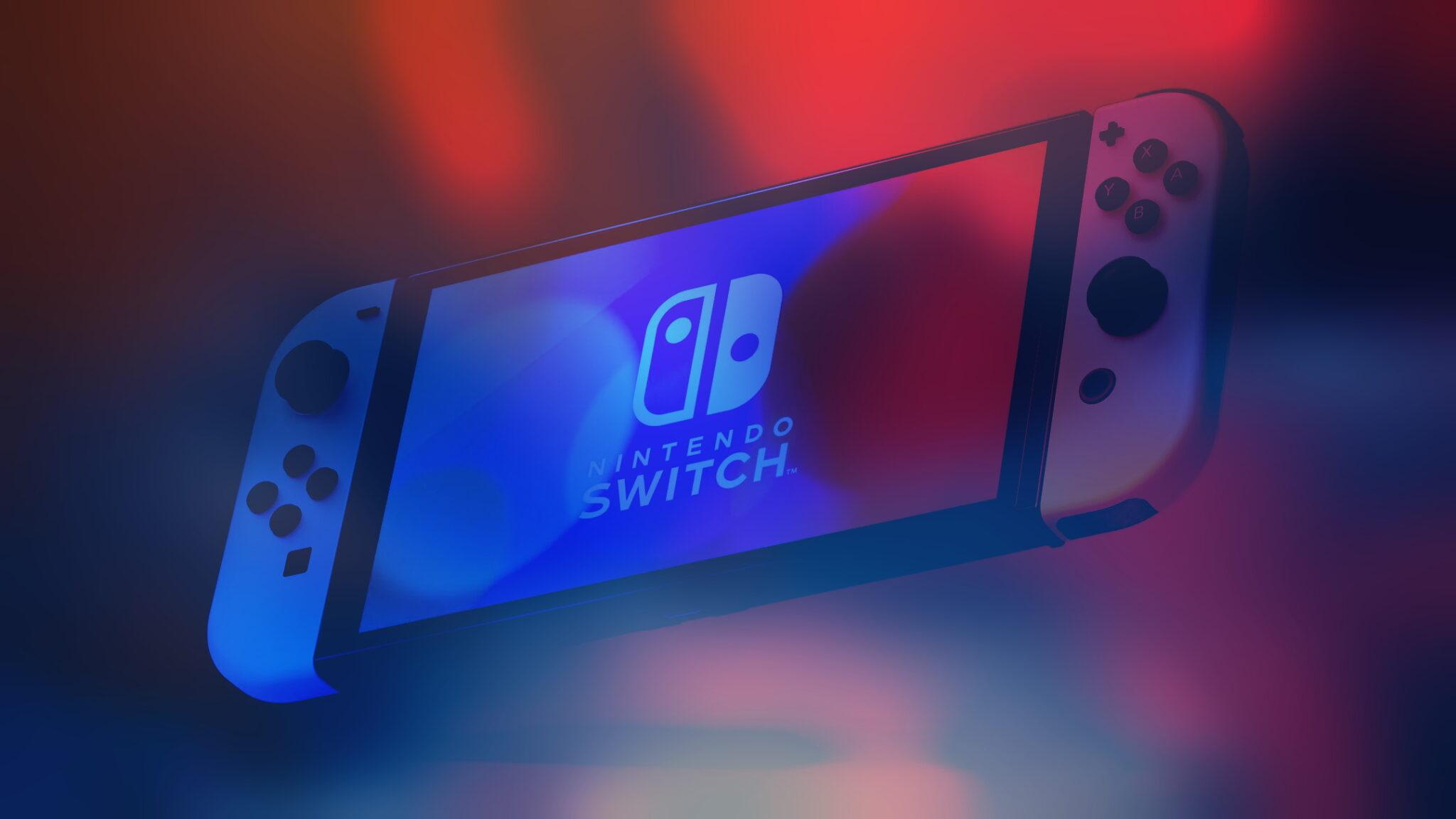 Nintendo Switch - Console
