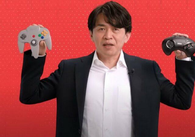 Le Nintendo Switch Online - Jeux N64 et MegaDrive