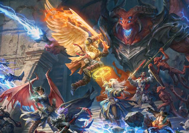 Critique du jeu Pathfinder: Wrath of the Righteous