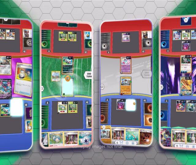Pokémon Trading Card Game Live - Parties