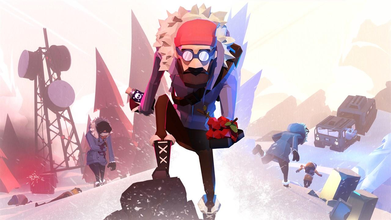 Project Winter key art