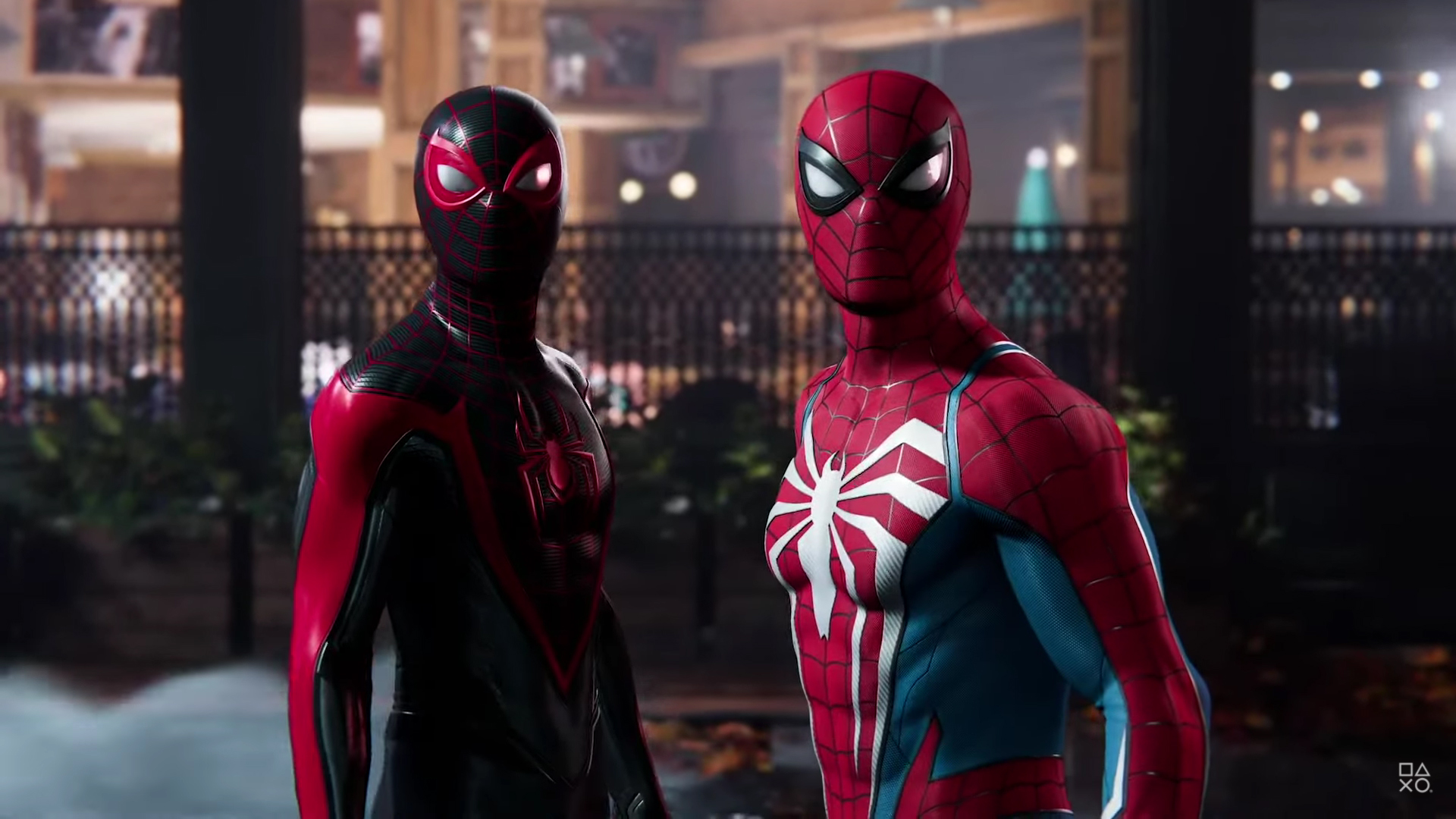 Spider-man 2 PlayStation Experience