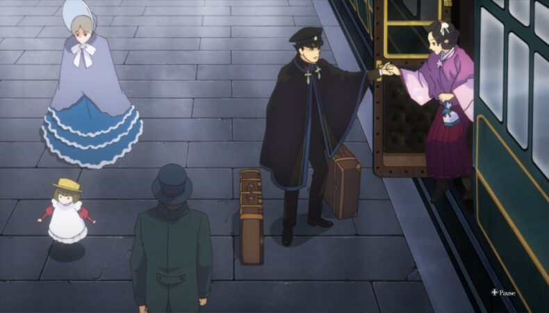 The Great Ace Attorney Chronicles gare