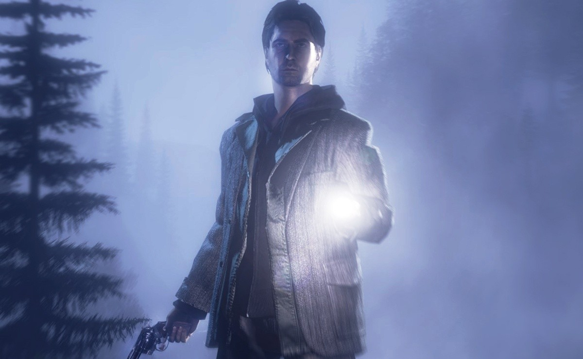Alan Wake Remastered annonce