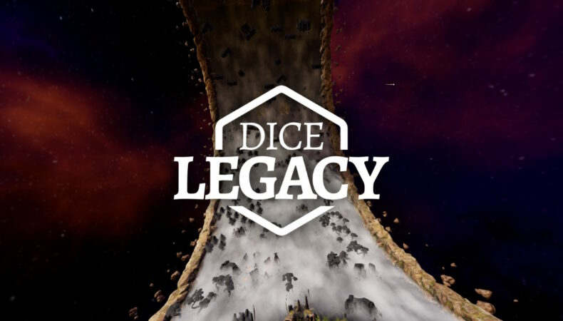 Dice legacy logo