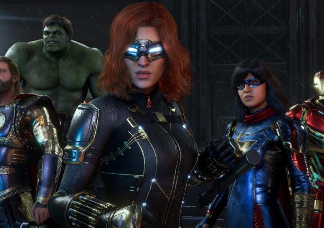 Marvel's Avengers Game Pass