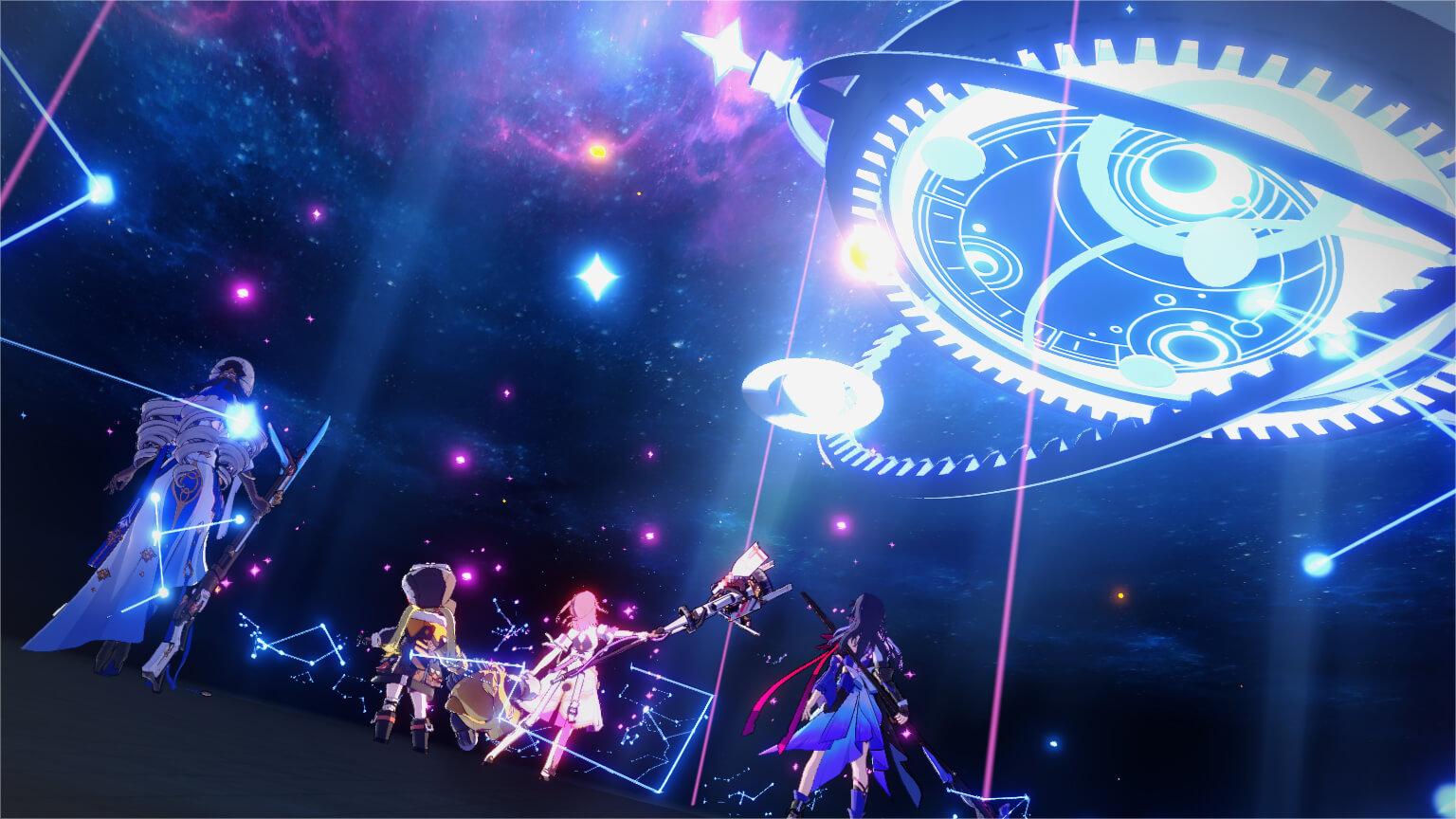Aperçu de l'univers de Honkai: Star Rail