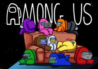 Among us party game