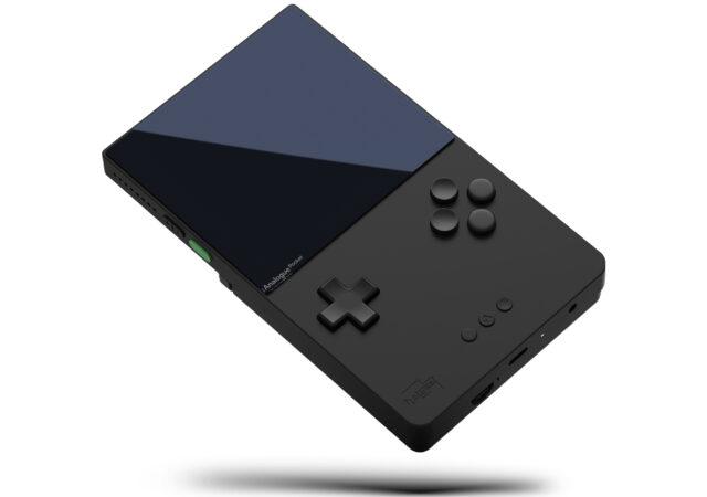 Analogue Pocket black