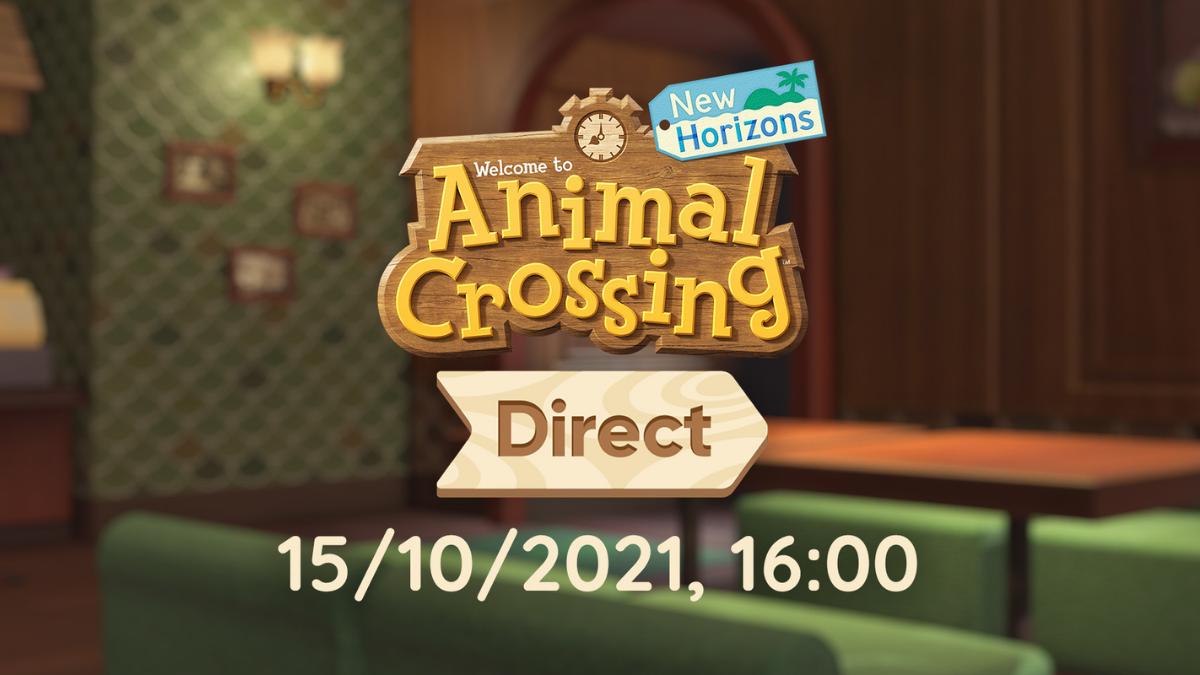 Animal crossing 15 octobre