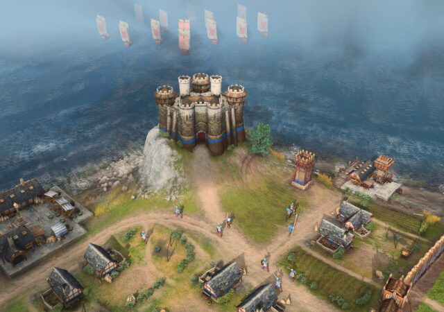 Critique du jeu Age of Empires IV