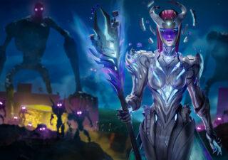 Fortnite : Cauchemars 2021 la colère de la Reine Cube