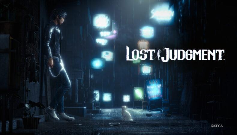 Lost Judgment Titre