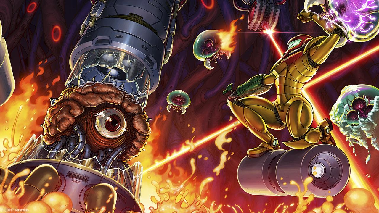 Qui est Samus Aran, l'héroïne de Metroid ?