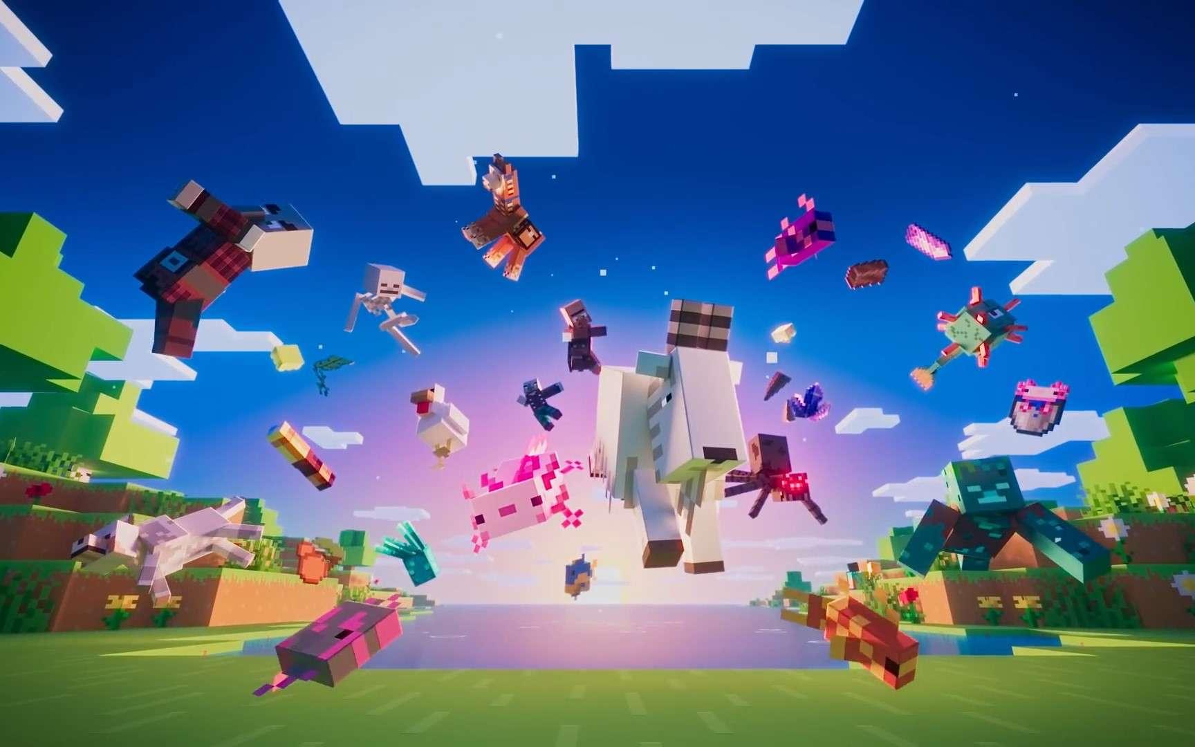Minecraft Live 2021 - Nos attentes du prochain événement Mojang